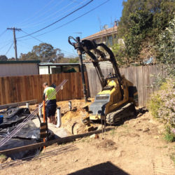 post hole digger canberra