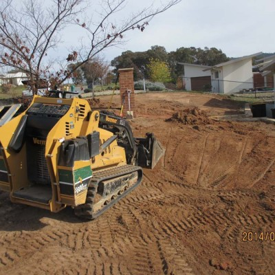 Hire Mini Digger Services in Canberra