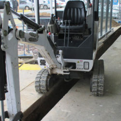 Canberra's Specialist TIGHT ACCESS Mini Diggers & Excavators for all your Commercial & Residential projects great and small.